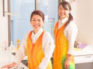 主婦やフリーター中心に多数在籍◎ 直行直帰、シフトの融通、充実した研修… 働きやすく、無理なく続けられる環境です♪