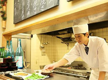 【調理・キッチン】八代◆とれたて海鮮料理店☆調理◆漁師の味を楽しめる♪