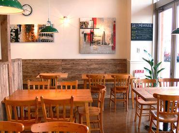 【カフェstaff】:*・☆老舗の人気カフェ☆・*:カフェ&美味しいものが好きな方あつまれ~~ッ(*´∨`*)☆学生~主婦(夫)さんまで大歓迎!
