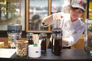 コーヒーの香りがひろがる店内で、カフェSTAFFはじめませんか?フリーターさん大歓迎です◎