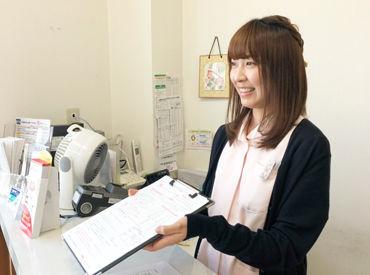 うれしい口コミも続々届いている人気の接骨院です!たくさんの患者様に笑顔でお出迎えをお願いします!
