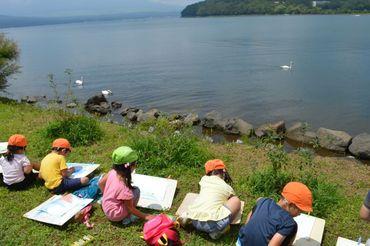 【サマースクールSTAFF】幼児教室のサマースクールをサポート*7月28日(日)~8月3日(土)の7日間⇒3泊4日以上参加できればOK!