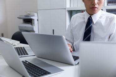 【PCセッティング】企業のPCセッティングや設定をお任せ◎\未経験でもOK/マニュアルしっかり完備♪持ち物はペンだけ?!ほぼ手ぶらでお仕事★