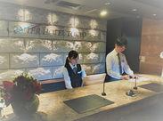 学生もフリーターも!!大歓迎!落ち着いたホテルで、がっつり稼ぎませんか♪20~30代が活躍中です★