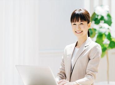 <<お仕事探しは[東海道シグマ]>> 冷暖房完備で年中快適♪ お持ちのPCスキルが活かせる 事務ワークを始めませんか**