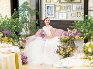 一生に一度の結婚式・・・たくさんの感動に出える幸せバイト☆ #幸せそうな新郎新婦#素敵なドレス #楽しい余興#感動シーン…etc.