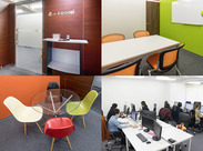 ≪去年11月にオフィスが移転しました!≫ 綺麗なオフィスで働くチャンス♪ 応募のきっかけは何でも大歓迎です!