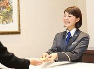 夢の国近郊の人気の有名ホテルでお仕事★サービスのスキルアップも可能!自分の経験を活かして、しっかり稼ごう