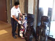 ≪男性スタッフ活躍中≫ キレイな職場で働きやすい◎ 荷物を専用機械に乗せる程度なので覚えやすい♪