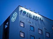 12月にNEW OPENするホテルでのフロント業務全般をお任せ! ※写真はイメージです