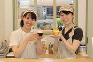 *地元で人気のケーキ屋さん*制服の帽子はオーナーのこだわり!季節によってデザインも変わるんです♪。゚+