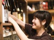 優しい女性店長を中心に2~3人できりもりしているお店です♪ 飲食バイトが初めての方も温かくフォローするのでご安心を◎
