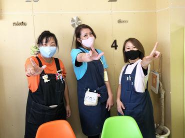 障がい者支援の施設ですが、 メインのお仕事は簡単な軽作業♪ ※カイコウグループ会社のお写真です