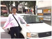 ★【自転車でもOK】のお仕事★暑い日でもへっちゃら!お仕事中は、会社の車で移動するのでらくらくです♪