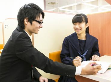 """授業を担当した時点で、アルバイトも社員も同じ""""先生""""として見られます。感じるやりがいは人一倍!"""