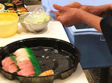 グルメサイトでも好評価の回転寿司! 大きくて新鮮なネタが人気です★