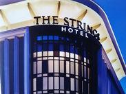 ~ホテル併設の5つのレストラン~ どこに配属されるかはご希望に合わせて決定! まずは笑顔で『いらっしゃいませ』からスタート♪