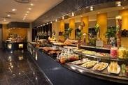 ANAクラウンプラザホテル内1Fのお店です☆彡きれいな店内、落ち着いた雰囲気のお客様ばかり*