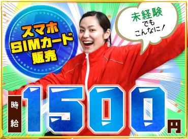【SIM・スマホアイテムの販売】オススメするのは最新スマホアイテム☆普段からスマホ使っているなら簡単デビュー♪効率良く稼いで、夏を満喫しよう!