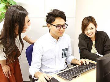 【Webサイト制作】★☆未経験でも効率良く実力がつく♪Webサイト制作お任せします!バイトから正社員へのジョブアップも歓迎☆★