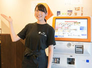 ≪時給1100円~≫食券を預かったり、つけ麺やラーメンをご提供したりするだけ★未経験からしっかり稼げます♪