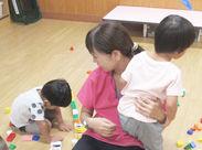 \アクセス抜群♪/ 西横浜駅から徒歩 2分ほどにある保育園◎ 通勤もしやすいので、他の仕事の前後にも♪