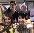北海道出身の頼もしい店長を始め、スタッフは10代~30代中心でとーーーっても元気の良いお店です!