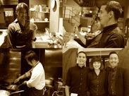 名駅直結3分・話題のKITTE お洒落に、カジュアルにイタリアンを楽しむお店♪ 気さくな仲間と楽しく働こう!