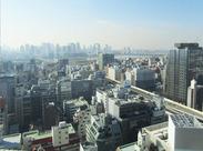 \*最上階23Fからの景色*/ 【新大阪駅】から≪徒歩5分≫ 駅からスグなので通勤もラクラク◎