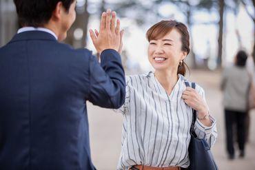 [未経験さん][異業種からの転職]歓迎★ 正社員登用で安定して働くことも可能♪ ※イメージ写真