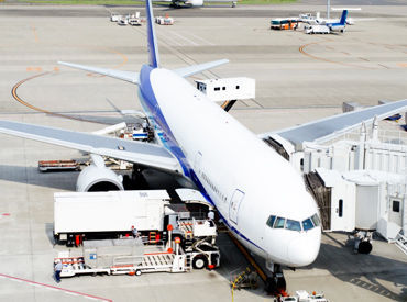【手荷物の積降】■空港でお仕事したい方必見■空港のお仕事のちょっと裏を見ることができるかも♪コツコツ・黙々作業が好きな方大歓迎!!