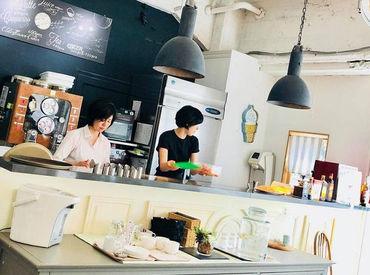 【Cafeスタッフ】*大桟橋より徒歩3分*横浜ベイサイドにあるこだわりぬいた上質な『雑貨』美味しい『フレンチトースト』がSNSで話題のCafe