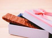"""みんなが大好きな""""あの""""チョコレート菓子♪* 作業はとってもカンタンなのですぐにできちゃいますよ◎"""