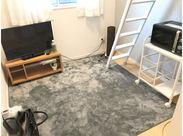 ◆家具付き&新築の個室寮! クリーンで快適な部屋を用意♪ 入居日なども気軽にご相談を!