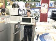 ≪主婦さん活躍中!≫商品のクリーニングは、家事を活かせます♪カタいマニュアルもないので、仕事未経験でも大丈夫◎