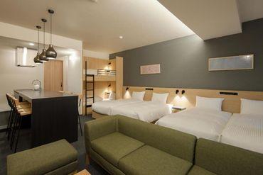 *上野駅スグのキレイなホテル* 長期滞在型のアパートメントタイプのホテルです★ 簡単なルームメイキングなので未経験も歓迎!!