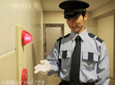 《施設内警備》1年中快適に働けます◎ ◆中高年世代も大歓迎◆