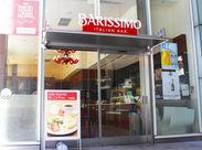 本格的なコーヒーと寛ぎの空間を提供する「BARISSIMO」 待ち合わせまでの空いた時間に…など気軽に立ち寄れるイタリアンCAFE◆