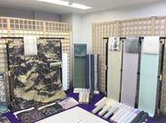 """[""""和の空間""""でお仕事◎] 日本らしさを感じられる店内です。着物が好きな方、落ち着いた空間でお仕事をしたい方にオススメです☆"""