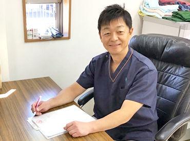 未経験の方も、笑顔で患者さまをお迎えできれば大丈夫!とにかく明るく楽しい職場で一緒に始めませんか♪