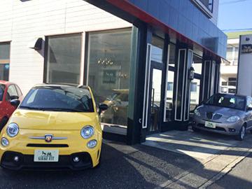 <レアな車に出会える> 日本でここにしかない、貴重な車もあります! カッコいい車を見ながらのお仕事は気分もUPしますね♪
