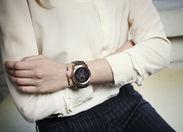 人気プロ野球選手や、人気女優さんがイメージモデルの世界的に有名な時計の販売をお任せします★*