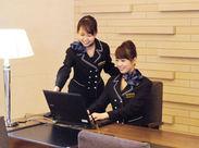 オシャレなタワーマンションでのお仕事!ホテルのような高級感あふれる空間で働けます◎30~50代まで、幅広い年代の方が活躍中!