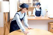 ≪週1・2H~≫直行直帰OK!空いた時間にサクッとお掃除♪横浜市内のマンションやお店などをピカピカにしてください◎ ※イメージ