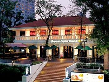 【ホール】◆シンガポール政府公認の名店◆都会的でスタイリッシュな空間がミリョク★*≪日払い/履歴書不要≫学生・フリーター大歓迎!