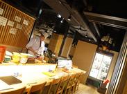 「ワイン」×「日本酒」×「お寿司」…≪寿司バル≫でお仕事しませんか?