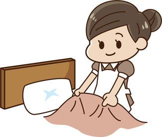 【ベッドメイクスタッフ】《ザ・ウィンザーホテル洞爺リゾート&スパ》は洞爺湖サミットの主会場として使用された、北海道の上質なリゾートホテルです。