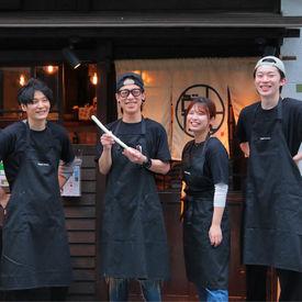 ≪博多の繁盛店の味を東京で味わえる≫ 当店の自慢はもつ鍋です!! まかないも是非食べてください♪ 制服はこんな感じです◎