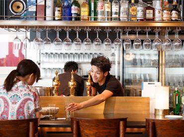 \★NEW OPEN★/ NYの老舗人気店が手掛けるレストラン♪ まかない有り!シフトは申告制!ライフスタイルに合った働き方!