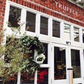 メディアで話題♪ 『Truffle Bakery(トリュフベーカリー)』 でぜひ検索してみてください! 人気のパンがずらりと載っています♪